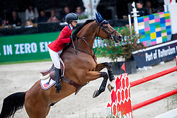 Deslauriers Lucy, USA, Hester,<br /> CHIO Rotterdam 2021<br /> © Hippo Foto - Sharon Vandeput<br /> 4/07/21