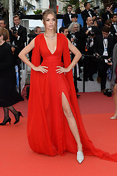Daniel Auteuil, Fanny Ardant, Nicolas Bedos, Guillaume Canet, Denis Podalydes, Doria Tillier and Michael Cohen attend the screening of 'La Belle Epoque' during the 72nd annual Cannes Film Festival in Cannes. 21 May 2019 Pictured: Josephine Skriver attends the screening of 'La Belle Epoque' during the 72nd annual Cannes Film Festival in Cannes, France, on May 20, 2019. Photo credit: Favier/ELIOTPRESS / MEGA TheMegaAgency.com +1 888 505 6342