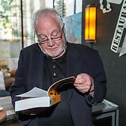 NLD/Hilversum/20181008 - Boekpresentatie autobiografie Peter Koelewijn, Jan Smeets