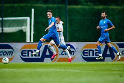 during final match of Slovenian footaball cup for season 2019/202 between team NK Nafta 1903 and NS Mura, Bro pri Kranju on 24 June 2020, Kranj, Slovenia. Photo by Grega Valancic / Sportida