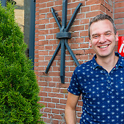 NLD/Amsterdam/20180511 - Boekpresentatie Henri Schut genaamd Topfit, Jeroen Stomphorst