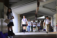 Saint Mary's Hall First Day of School 2017