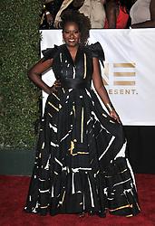 Somi at The 49th NAACP Image Awards held at the Pasadena Civic Auditorium on January 15, 2018 in Pasadena, CA, USA (Photo by Sthanlee B. Mirador/Sipa USA)