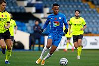 Alex Reid. Stockport County FC 1-2 Weymouth FC. Vanarama National League. 31.10.20
