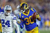 Jan 12, 2019-NFL-NFC Divisional Playoff-Dallas Cowboys at Los Angeles Rams