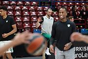 Milaknis Arturas, AX ARMANI EXCHANGE OLIMPIA MILANO vs ZALGIRIS KAUNAS, EuroLeague 2017/2018, Mediolanum Forum, Milano 9 novembre 2017 - FOTO Bertani/Ciamillo-Castoria