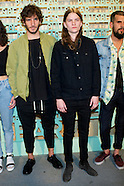 041014 Coco Sumner and Quim Gutierrez Pull&Bear and Mutua Madrid Open 2014 Party