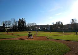 Doubleday Field in Cooperstown, New York, 2009