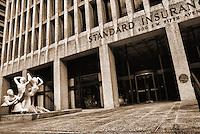 Fountain @ Standard Insurance Center