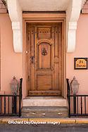 63412-01114 Brown door in St Augustine, FL