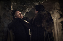September 1, 2017 - Aidan Gillen, Kit Harington..'Game Of Thrones' (Season 7) TV Series - 2017 (Credit Image: © Hbo/Entertainment Pictures via ZUMA Press)