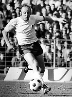 Fotball<br /> Bundesliga Tyskland<br /> Foto: Witters/Digitalsport<br /> NORWAY ONLY<br /> <br /> Uwe Seeler<br /> Fussballspieler HSV<br /> 1972