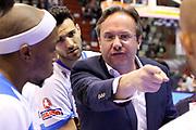 DESCRIZIONE : Campionato 2015/16 Giorgio Tesi Group Pistoia Banco di Sardegna Sassari<br /> GIOCATORE : Pasquini Federico<br /> CATEGORIA : Allenatore Coach Time Out<br /> SQUADRA : Banco di Sardegna Sassari<br /> EVENTO : LegaBasket Serie A Beko 2015/2016<br /> GARA : Giorgio Tesi Group Pistoia - Banco di Sardegna Sassari<br /> DATA : 24/04/2016<br /> SPORT : Pallacanestro <br /> AUTORE : Agenzia Ciamillo-Castoria/S.D'Errico<br /> Galleria : LegaBasket Serie A Beko 2015/2016<br /> Fotonotizia : Campionato 2015/16 Giorgio Tesi Group Pistoia - Banco di Sardegna Sassari<br /> Predefinita :