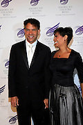 """Bryan Stokes Mitchell and Allison Tucker at The American Theater Wing's Annual Spring Gala Honoring Jerry Herman and Visa INC...The American Theatre Wing is best known as the creator of the Antoinette Perry """"Tony"""" Awards, which it presents annually with the Brodway League. The Wing's other activities, dedicated to recognizing excellence and supporting eductaion in theatre."""