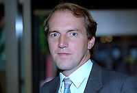 Simon Hughes, MP, Liberal Democrat, UK, 19920904SH.<br /> <br /> Copyright Image from Victor Patterson, Belfast, UK<br /> <br /> t: +44 28 9066 1296 (from Rep of Ireland 048 9066 1296)<br /> m: +44 7802 353836<br /> e: victorpattersonbelfast@gmail.com<br /> <br /> www.images4media.com<br /> <br /> Please see my full Terms and Conditions of Use at https://www.images4media.com/p/terms-conditions - it is IMPORTANT that you familiarise yourself with them.<br /> <br /> Images used online incur an additional cost. This cost should be agreed in writing in advance. Online images must be visibly watermarked i.e. © Victor Patterson or that of the named photographer within the body of the image. The original metadata must not be deleted from images used online.<br /> <br /> This image is only available for the use of the download recipient i.e. television station, newspaper, magazine, book publisher, etc, and must not be passed on to a third party. It is also downloaded on condition that each and every usage is notified within 7 days to victorpattersonbelfast@gmail.com.<br /> <br /> The right of Victor Patterson (or the named photographer) to be identified as the author is asserted in accordance with The Copyright Designs And Patents Act (1988). All moral rights are asserted.