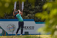 Shaun Norris (RSA) watches his tee shot on 4 during Rd4 of the World Golf Championships, Mexico, Club De Golf Chapultepec, Mexico City, Mexico. 2/23/2020.<br /> Picture: Golffile   Ken Murray<br /> <br /> <br /> All photo usage must carry mandatory copyright credit (© Golffile   Ken Murray)