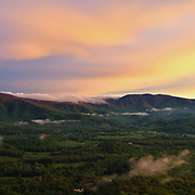 """Sunset in the Valley""<br />