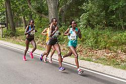 Keitany leads mile 3