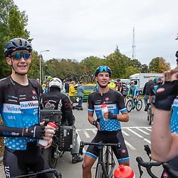 Philippine (NED) CYCLING OCTBER 17<br /> Omloop van de Braakman<br /> Volker Wessels