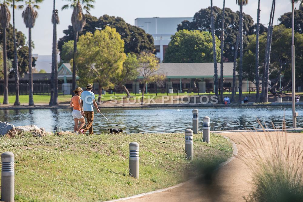 The Lake at Alondra Park