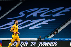 Jan Oblak of Slovenia  during the UEFA Nations League C Group 3 match between Slovenia and Moldova at Stadion Stozice, on September 6th, 2020. Photo by Grega Valancic / Sportida