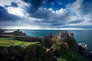 The stunning landscapes of the Antrim Coast Causeway, Northern Ireland
