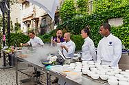 02-06-2018 Cote d'Azur: LES ETOILES DE MOUGINS: WORKSHOP