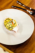 Khmer crab curry amok