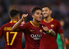 AS Roma v Viktoria Plzen - 02 Oct 2018