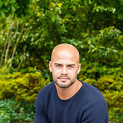 NLD/Amsterdam/20150819 - Persdag Expeditie Robinson 2015, Oscar Aerts