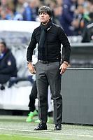 "Joachim Low Germany<br /> Monaco di Baviera 29-03-2016 Stadio ""Allianz Arena""<br /> Football Calcio 2015/2016 Friendly Match<br /> Germania-Italia / Germany-Italy 4-1<br /> Foto Luca Pagliaricci / Insidefoto"