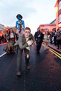 27/10/2013   Haloween Macnas Parade On the Night Journey in Galway City  Picture:Andrew Downes