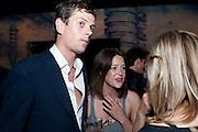 ORD ALEXANDER SPENCER-CHURCHILL; FLORENCE VON PREUSSEN, Prada Congo Benefit party. Double Club. Torrens Place. Angel. London. 2 July 2009.
