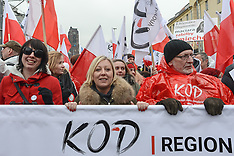 Poland: The Committee for the Defense of Democracy marks Polish Independence Day, 11 Nov. 2016