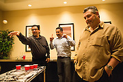 Republic Services of Santa Clara County hosts its Safety Banquet at the Sheraton San Jose Hotel in Milpitas, California, on February 20, 2016. (Stan Olszewski/SOSKIphoto)