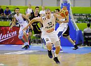 DESCRIZIONE : Lubiana Ljubliana Slovenia Eurobasket Men 2013 Preliminary Round Francia Germania France Germany<br /> GIOCATORE : Nando De Colo<br /> CATEGORIA : palleggio dribble<br /> SQUADRA : Francia France<br /> EVENTO : Eurobasket Men 2013<br /> GARA : Francia Germania France Germany<br /> DATA : 04/09/2013 <br /> SPORT : Pallacanestro <br /> AUTORE : Agenzia Ciamillo-Castoria/Herve Bellenger<br /> Galleria : Eurobasket Men 2013<br /> Fotonotizia : Lubiana Ljubliana Slovenia Eurobasket Men 2013 Preliminary Round Francia Germania France Germany<br /> Predefinita :