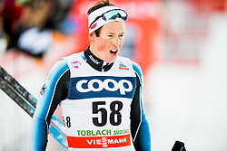 December 16, 2017 - Toblach, ITALY - 171216 Andrew Musgrave of Great Britain after men's 15km interval start free technique during FIS Cross-Country World Cup on December 16, 2017 in Toblach..Photo: Jon Olav Nesvold / BILDBYRN / kod JE / 160104 (Credit Image: © Jon Olav Nesvold/Bildbyran via ZUMA Wire)