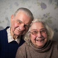 Sadie and Fred Jewish Care Redbridge 22.11.2018