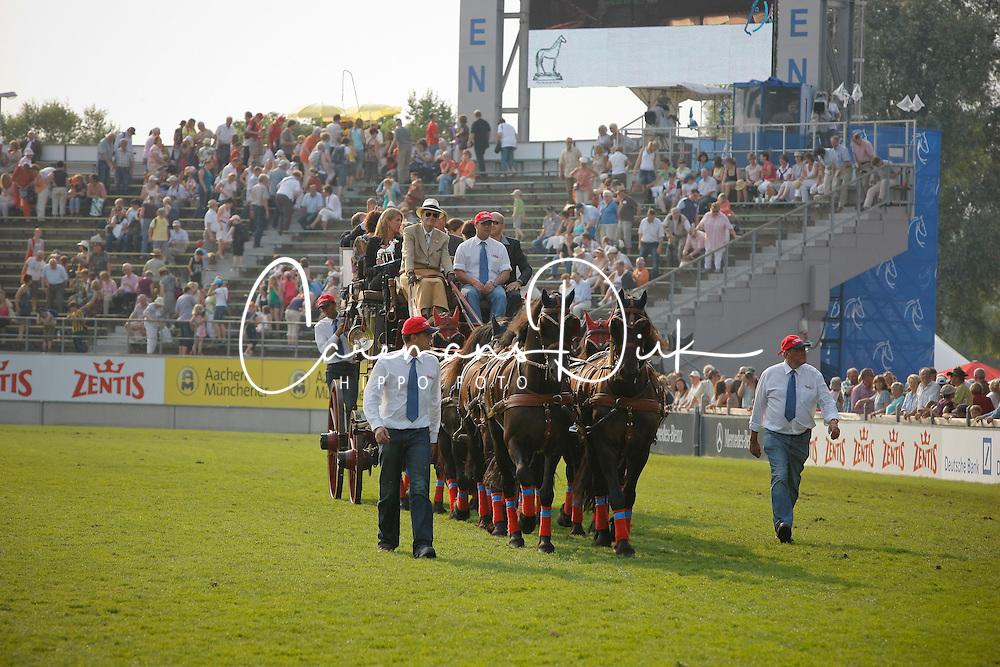 Naessens Willy, (BEL)<br /> Vlaanderen partnerland 2009<br /> Opening ceremony CHIO Aachen 2009<br /> © Hippo Foto - Dirk Caremans