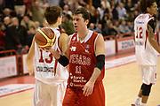 DESCRIZIONE : Pistoia Lega serie A 2013/14 Giorgio Tesi Group Pistoia Victoria Libertas Pesaro<br /> GIOCATORE : Pecile Andrea <br /> CATEGORIA : delusione<br /> SQUADRA : Victoria Libertas Pesaro <br /> EVENTO : Campionato Lega Serie A 2013-2014<br /> GARA : Giorgio Tesi Group Pistoia Victoria Libertas Pesaro<br /> DATA : 24/11/2013<br /> SPORT : Pallacanestro<br /> AUTORE : Agenzia Ciamillo-Castoria/GiulioCiamillo<br /> Galleria : Lega Seria A 2013-2014<br /> Fotonotizia : Pistoia Lega serie A 2013/14 Giorgio Tesi Group Pistoia Victoria Libertas Pesaro<br /> Predefinita :