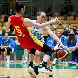 20210521: SLO, Basketball - Women friendly match, Slovenia vs Montenegro