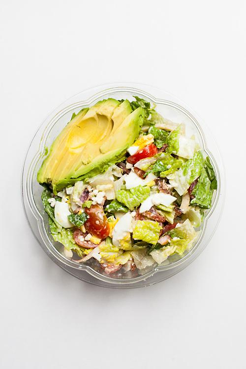 Cobb Salad from honeygrow test kitchen ($9.05)