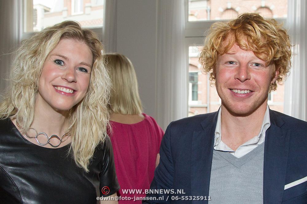 NLD/Amsterdam/20151123 - 5 jaar Delamar theater en 10 Jaar Van den Ende Foundation viering, Ben Woldring en partner