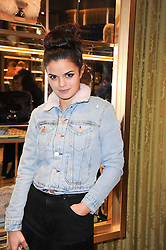 BIP LING at a Cocktail party to celebrate the opening of the new Miu Miu boutique, 150 New Bond Street, London hosted by Miuccia Prada and Patrizio Bertelli on 3rd December 2010.