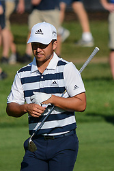 August 9, 2018 - Town And Country, Missouri, U.S - XANDER SCHAUFFELE from San Diego California, USA  during round one of the 100th PGA Championship on Thursday, August 8, 2018, held at Bellerive Country Club in Town and Country, MO (Photo credit Richard Ulreich / ZUMA Press) (Credit Image: © Richard Ulreich via ZUMA Wire)