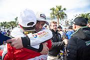January 25-26, 2020. IMSA Weathertech Series. Rolex Daytona 24hr. #48 Paul Miller Racing, Lamborghini Huracan GT3, GTD: Bryan Sellers