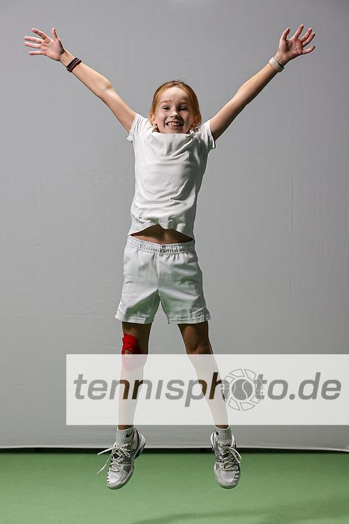 Im Bild: Lena Topel <br /> <br /> TVBB Landeskader-Shooting Jugend, Berlin, TVBB Hüttenweg, 07.01.2021, <br /> <br /> Foto: Claudio Gärtner