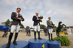 Willems Marcel (NED)<br /> World Championship Young Horses Lanaken 2008<br /> Photo Copyright Hippo Foto
