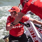 Itajai stopover, In Port Race on board MAPFRE. 20 April, 2018.