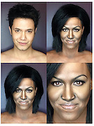 """EXCLUSIVE <br /> Watch as incredible  make up artist Paolo Ballesteros  transforms himself into  Duchess of Cambridge, Kate Middleton <br /> <br /> Paolo Ballesteros transform from one person to another, pop singers to fictional characters.<br /> <br /> In his latest make-up transformation, Paolo brought us royalty as he turned into the Duchess of Cambridge, Kate Middleton.<br /> <br /> he transformation artist took these amazing imagesand a fast-track video of himself while he turned from Paolo to Kate <br /> <br /> This is the first time Ballesteros showed the entire process of his transformation.<br /> <br /> While he had shared his technique before, the video proved that it is easier heard than done. At least now, aspiring make-up artists can watch and learn from pro himself.<br /> <br /> Paolo has also has transformed into """"Michelle Obama""""<br /> ©Exclusivepix Media"""